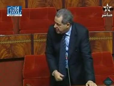 وزير الداخلية المغربي امحند العنصر