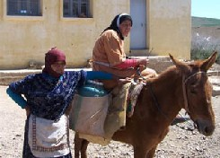 projet eau et dignité des femmes au maroc