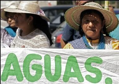 Mexico 2006 - Un tribunal pour la défense des droits de l'eau