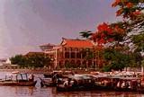 Pénurie d'eau à Ho Chi Minh Ville