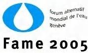 CONCLUSIONS DU FAME 2005