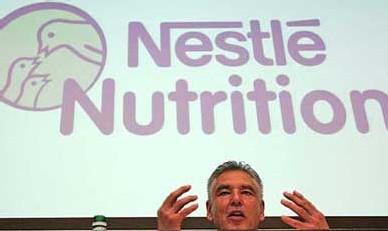 Nestlé accusé de faire main basse sur les sources d'eau de la planète