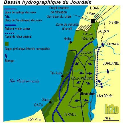 Israël accusée de refuser l'accès à l'eau potable aux Palestiniens
