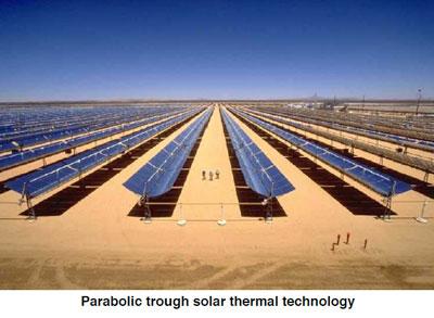 L'énergie solaire allume la guerre de l'eau