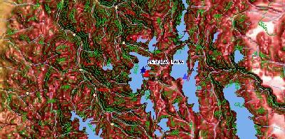 Cordillère et Pascua Lama, CHILI