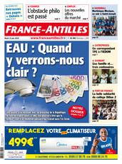 France Antilles 19 juin 2018 : La Société Martiniquaise des Eaux, filiale de Suez, visée par une plainte pour détournement de fonds publics