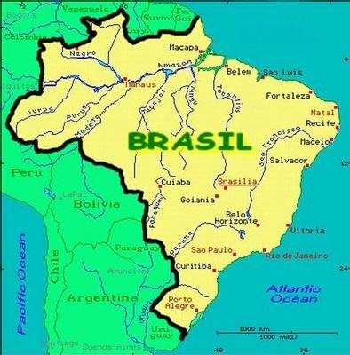 Sécheresse dramatique au Brésil