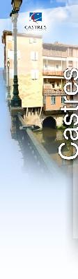 site de la ville de Castres