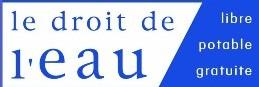 REUNION PUBLIQUE A JARNAC LE 9 NOVEMBRE POUR LANCER LA CAMPAGNE 'LE DROIT DE L'EAU