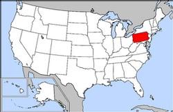 L 'Etat de Pennsylvanie investit 25 millions de dollars pour assainir et potabiliser l'eau.