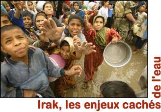 l'IRAK une situation écologique catastrophique !