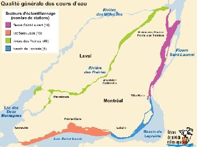 l'ile des Lauriers (crédit photo : réseau du suivi du milieu aquatique)