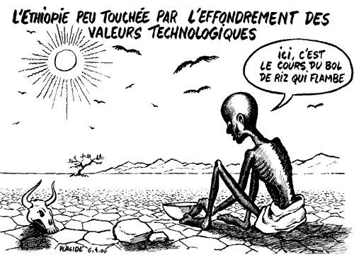 2025 : l'humanité est contrainte à partager l'eau