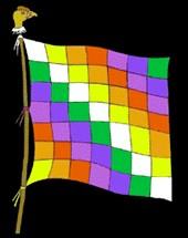 drapeau de la résistance