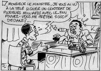 Côte d'Ivoire -<font color='red' size=4>Les tarifs trop élevés poussent à la fraude sur compteurs de la SODECI (SAUR) - L'analyse d'ATTAC</font>