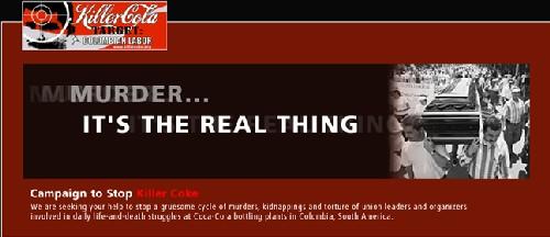 Coca-Cola en Colombie: <font color='red' size=4>la ville de New York réclame une enquête! </font>