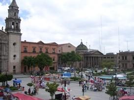 San Luis Potosi, au Mexique