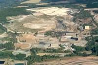 usine de CYANURE