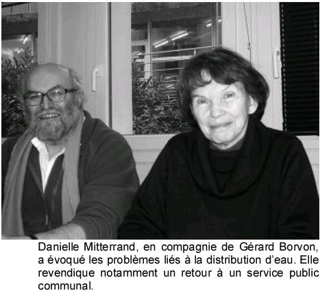 A Brest, le 23 février <font color='red'>Danielle Mitterrand, Gérard Borvon et JL Touly  !</FONT>