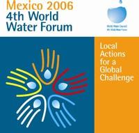 Des membres éminents du Partenariat Français pour l'Eau (Forum mondial de l'eau de Mexico)