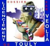 Le dossier : <font color='red'>Le licenciement de Jean-luc touly par Véolia</font>