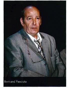 Bertrand Pasciuto maire et conseiller général de Cournon d'Auvergne