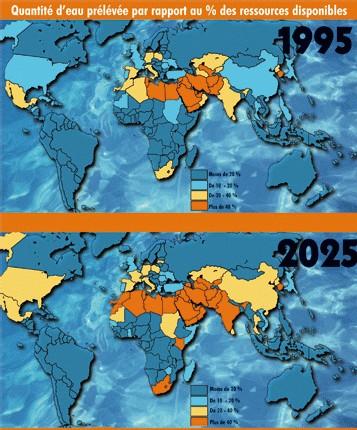 L'accès à l'eau potable dans le monde : vers une solution collective ?