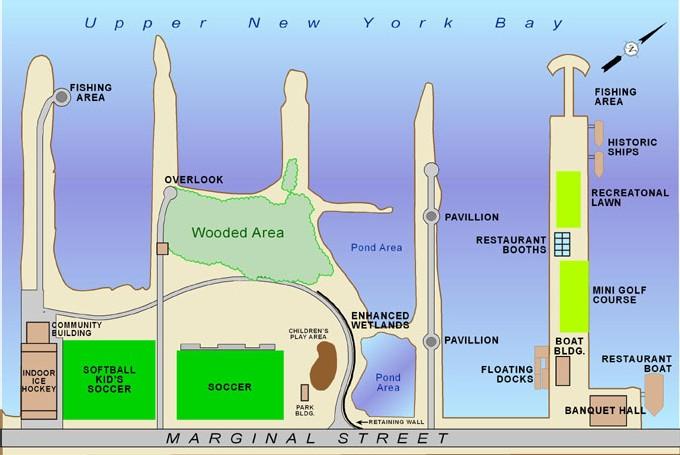 USA : New york se refait une beauté ; Brooklyn va  être nettoyé et rénové