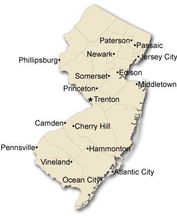 USA : <font color='red' size=4>Le New Jersey compte 970 rivières et lacs pollués mais l'État essaye d'enterrer le Rapport qui le dénonce.</font>
