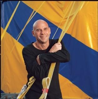 Le fondateur du Cirque du Soleil, Guy Laliberté,