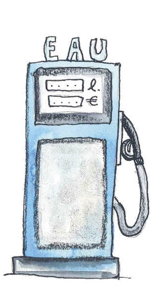PRIVATISATION : <font color='red' size=4>EAU PRIVÉE OU PRIVÉS D'EAU ?  L'enjeu de la gestion de l'eau.</font>