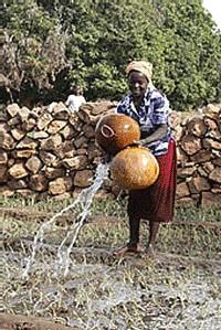 Pour mieux comprendre la problématique de l'eau au Mali