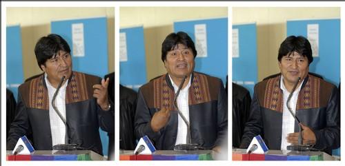 Les accords signés du Conseil Général du Val de Marne et du SIAAP avec la Bolivie
