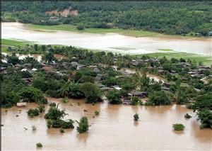 SOS : <font color='red' size=4>Inondations et des coulées de boue en Thaïlande</font>