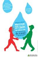 """Bobigny, 21 juin 2006- <font color='red' size=4>""""L'augmentation du prix de l'eau semble continue et inéluctable""""</font>"""
