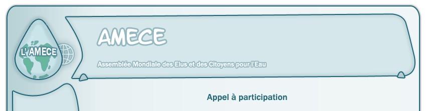 Dimanche 10 septembre  Séminaire 'eau' à l'Université d'ATTAC Wallonie-Bruxelles