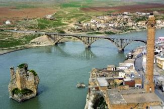 Un barrage géant menace Hasankeyf, cité turque historique