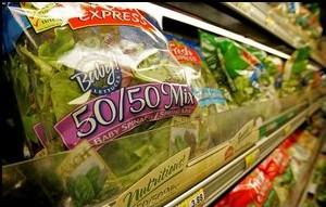 USA : L' Escherichia Coli contamine les cultures et tue. L'eau fortement suspectée !