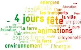 L'eau, du conflit à la solidarité à la Biennale de l'Environnement le 30 septembre et 1er octobre à Bobigny