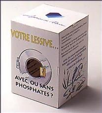35 lessives testées sont écotoxiques selon 60 Millions de consommateurs