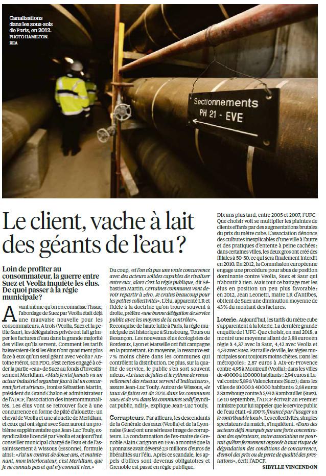 Libération 7 octobre 2020