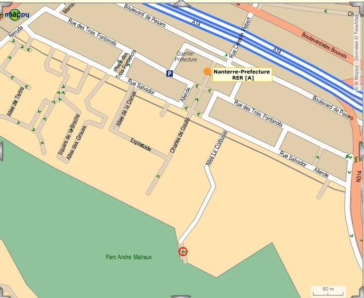 Assemblée Générale de l'ACME le 16 décembre à 14h30 à Nanterre (voir le plan)