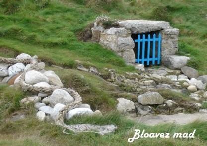 Sur l'île d'Ouessant, l'eau se défend