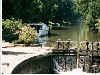 Canal du Midi écluse de Portiragnes photo de neleke200
