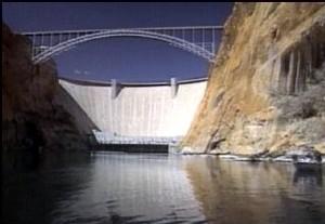 Le barrage de TEHRI