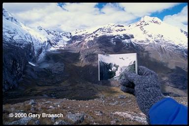 Le Changement climatique menace le Pérou doublement par la fonte de ses glaciers et par une pénurie d'eau