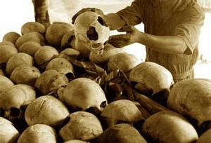 Massacre au RWANDA