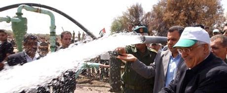 Le Grand Lyon met de l'eau dans son lien avec les territoires palestiniens