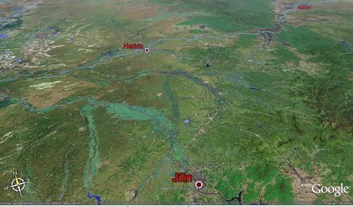 fuite de Benzene dans le fleuve Songhua