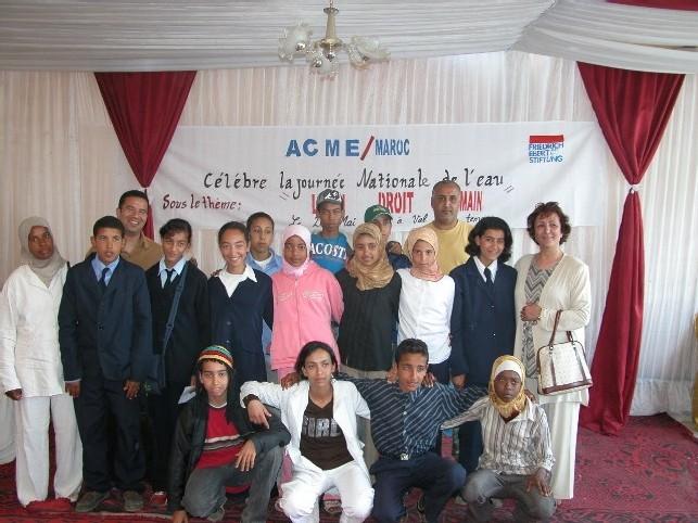 ACME – Maroc : La Fête de l'Eau fut un bouillonnement d'idées